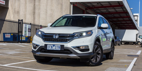 2015 Honda CR-V DTi-L Limited Edition Review