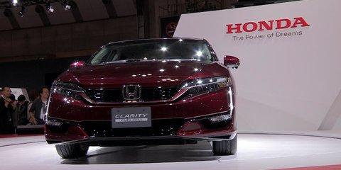 Honda Clarity Walkaround : 2015 Tokyo Motor Show