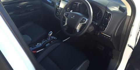 2016 Mitsubishi Outlander PHEV Review
