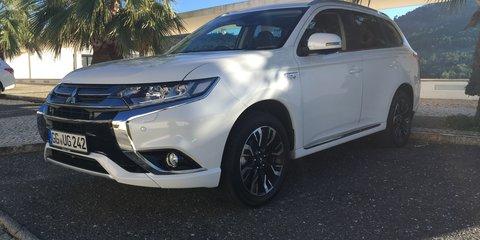 Creative 2016 Mitsubishi Outlander PHEV Review  CarAdvice