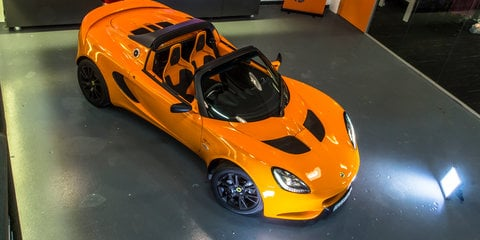 Beautiful 387919 2015 Lotus Elise S  Getting In And Out Challenge