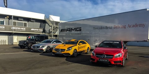 Mercedes-AMG Performance Drive Day at Phillip Island