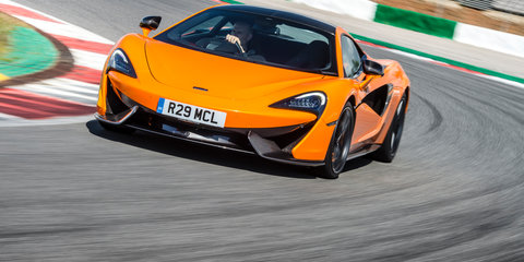 2016 McLaren 570S Review: First Drive