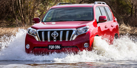2016 Toyota Prado Launch Review
