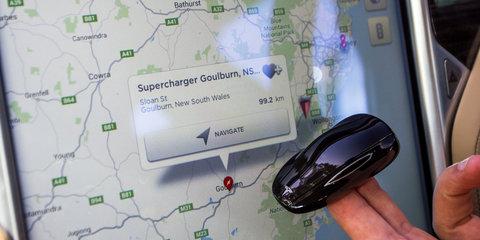 Tesla Model S road trip – Sydney to Melbourne