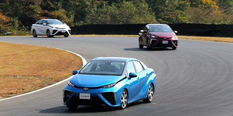 Toyota Australia's hydrogen plans not dependent on government backing