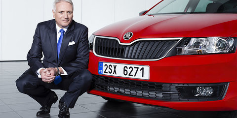 Incoming Volkswagen North America chief, current Skoda chairman, quits company