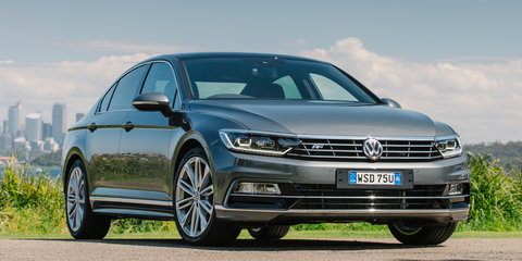 2016 Volkswagen Passat pricing and specifications
