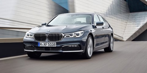 BMW 7 Series four-cylinder not for Australia