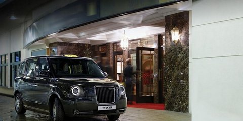 New London Taxi TX5 plug-in hybrid revealed, Australia on cards - UPDATED