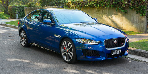 2015 Jaguar XE S Review