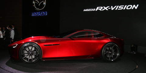 Mazda 'RX-9' still on the production backburner