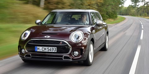2016 Mini Clubman to launch in Australia next month