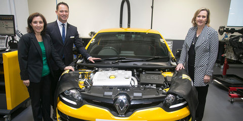 Renault Australia expanding HQ, partnering with Kangan on apprentice training