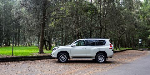 2016 Toyota LandCruiser Prado VX : Long-term report one