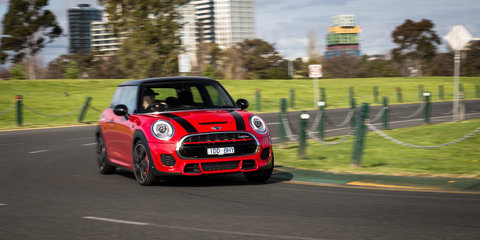 2015 Mini John Cooper Works: Week with Review