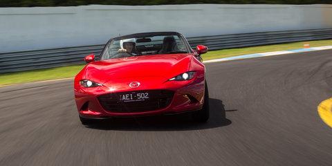 2016 Mazda MX-5 Review: Sandown Raceway weekender