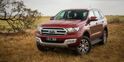 Ford Everest Trend RWD variant added, cuts price by $5000