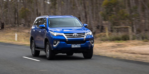 Toyota Fortuner ground clearance downgraded from 279mm to 225mm