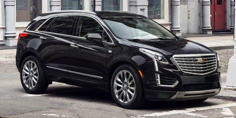 Cadillac XT5 revealed: New premium SUV push begins