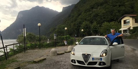 2014 Alfa Romeo Giulietta Progression 1.4 Review Review