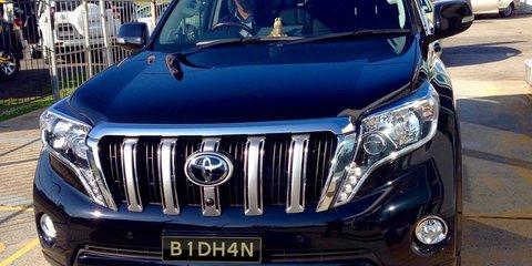 2015 Toyota Landcruiser Prado Kakadu (4x4) Review