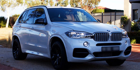 2015 BMW X5 M50d Review Review