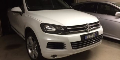 2014 Volkswagen Touareg V6 TDI Review Review
