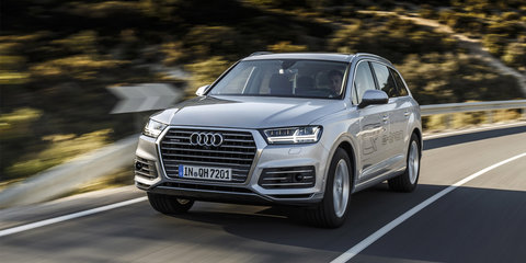 2016 Audi Q7 e-tron Review