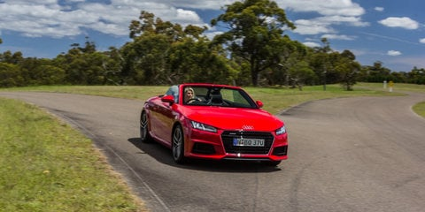 2016 Audi TT Roadster S line Review