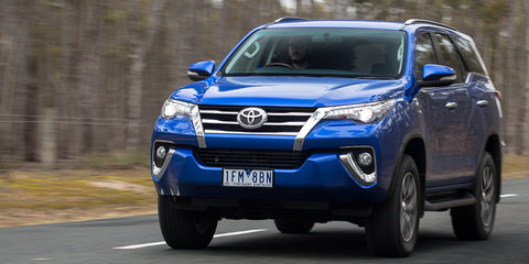 2016 Toyota Fortuner Review: First drive