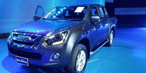 Isuzu D-Max update revealed : New design, transmissions, possible 1.9 diesel option