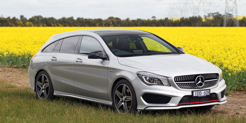 Mercedes-Benz CLA250 Shooting Brake Review