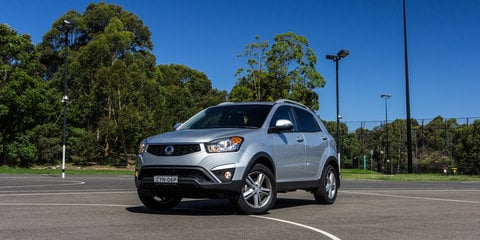 2015 Ssangyong Korando Review