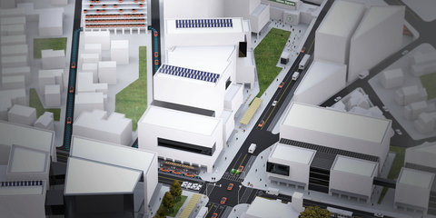 Audi to build traffic networking and driverless parking into Boston