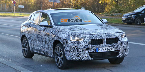 2017 BMW X2 bound for Paris, 8 Series coming to replace 6 - report