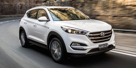 Hyundai Tucson range pricing adjustments, new model added