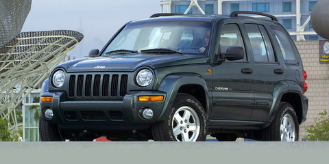Older Jeep Cherokee and Grand Cherokee models recalled over airbag, seatbelt fault