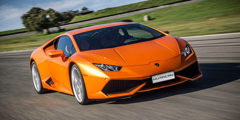 2016 Lamborghini Huracan LP610-4 update detailed