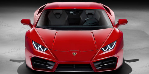 2016 Lamborghini New Cars