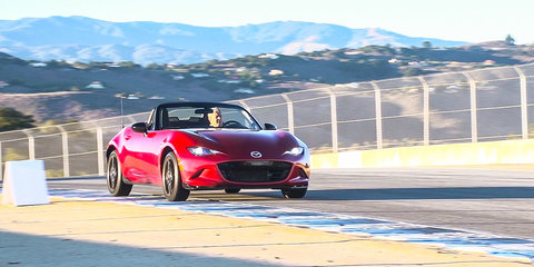 2016 Mazda MX-5 Miata Club Review : 2-litre at Laguna Seca