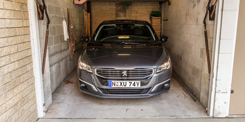 2015 Peugeot 508 Active Review : Long-term report three