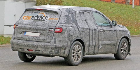 2016 Renault Koleos replacement spied, Maxthon name reported