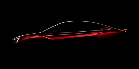 Subaru Impreza Sedan Concept teased ahead of debut in LA