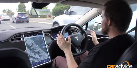 Tesla cleared of fault in fatal Autopilot crash, but autonomous car makers on watch
