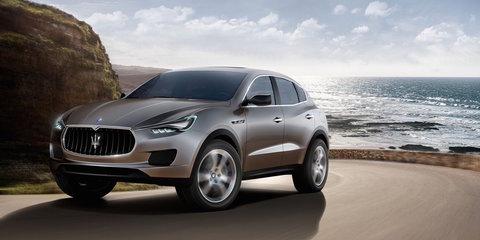 2016 Maserati New Cars
