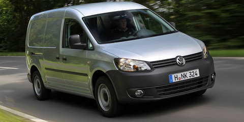 Volkswagen Caddy recalled for starter fix: Vehicle may move when unlocked