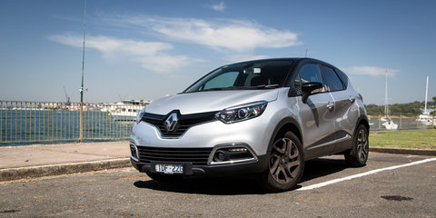 Renault Captur Review : Long-term report two
