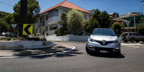 Renault Captur Review : Long-term report three