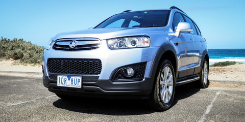 2015 Holden Captiva 7 LT: Week with Review